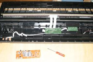 Reparatur Yamaha P-85