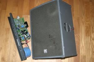 Reparatur Monitor HK Audio