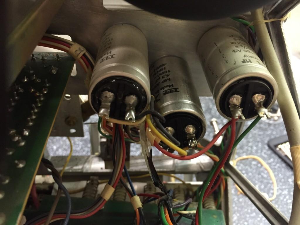 ReVox A77 Motor Kondensator