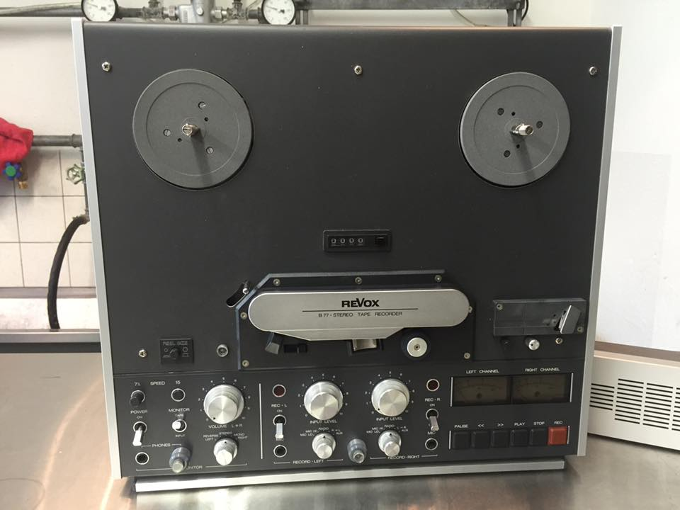 ReVox B77 PR99 Custom Revision