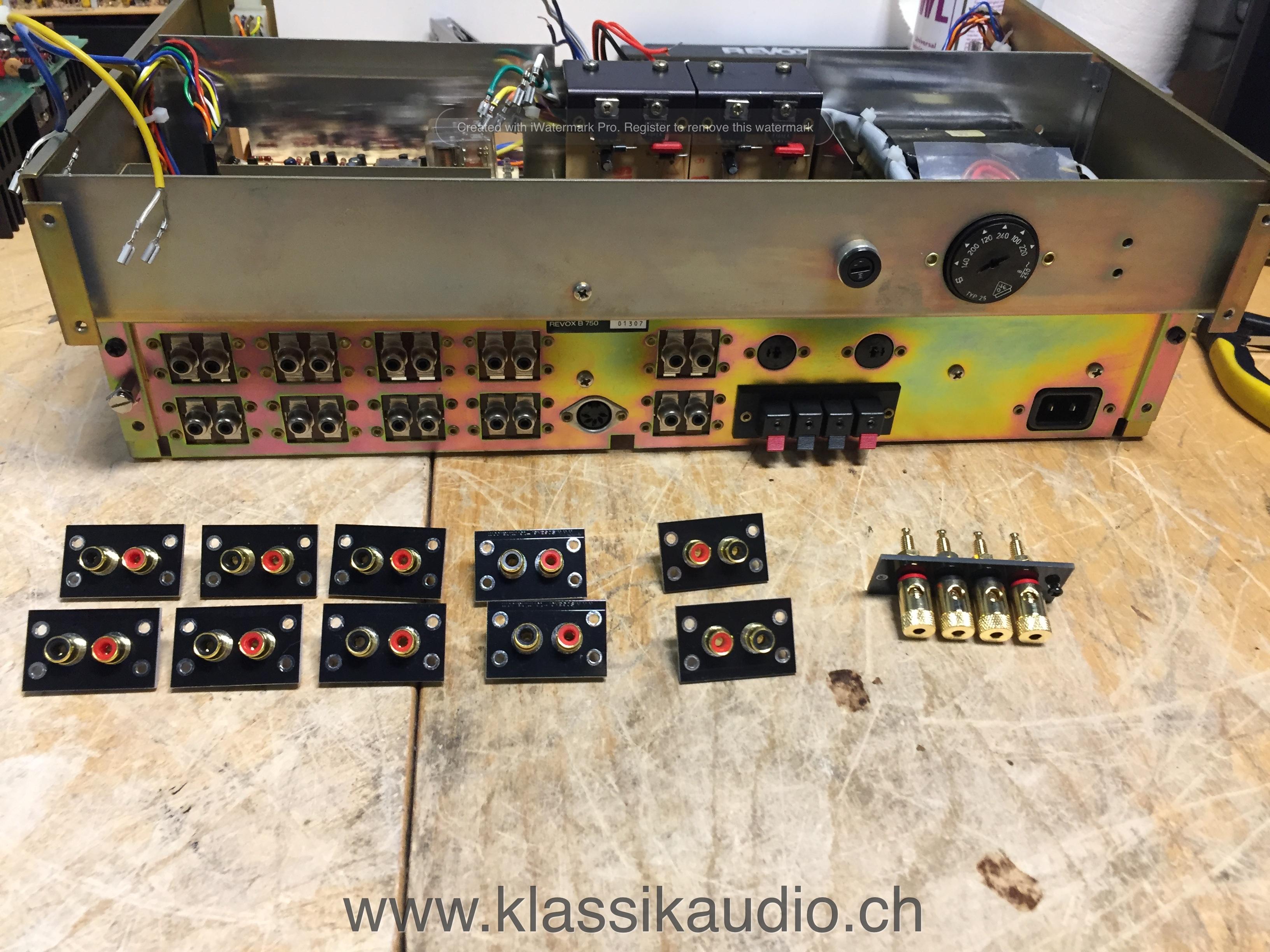 Revox b750 mkii service manual download