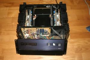 Reparatur Yamaha Verstärker