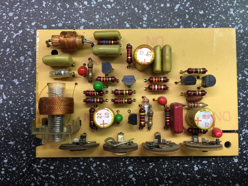 ReVox A77 Aufnahme Verstärker