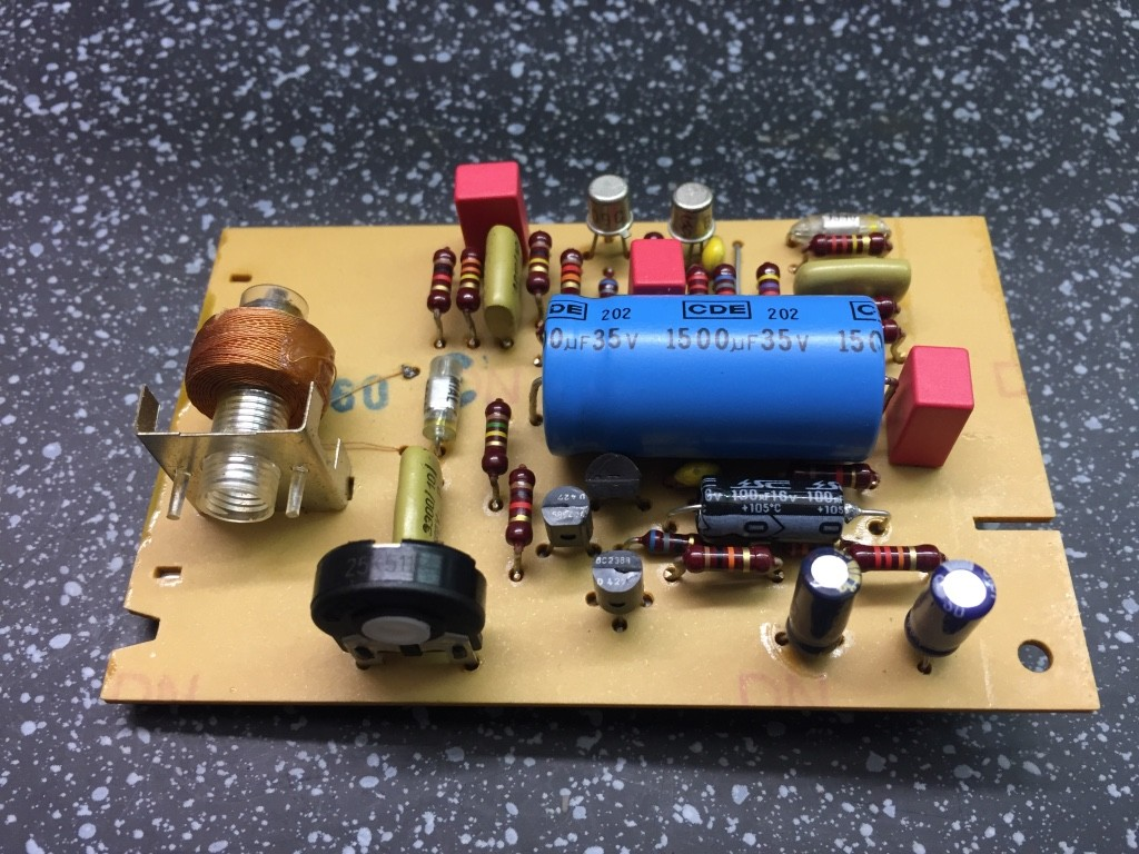 A77 Playback and drive Amp