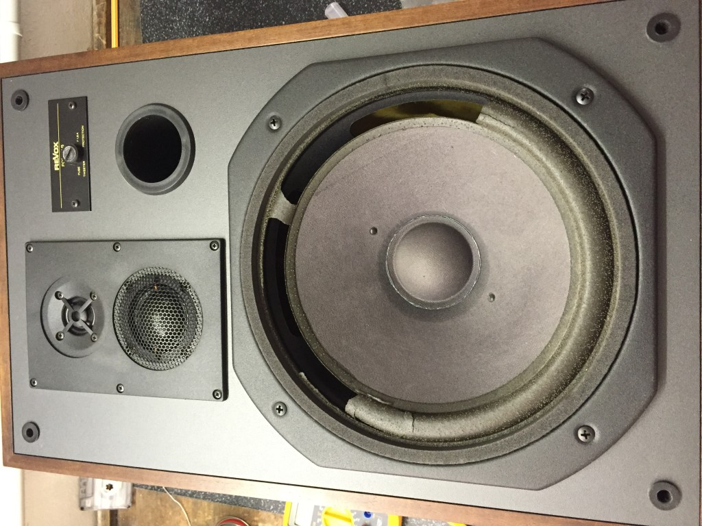 Revox Plenum Sicken