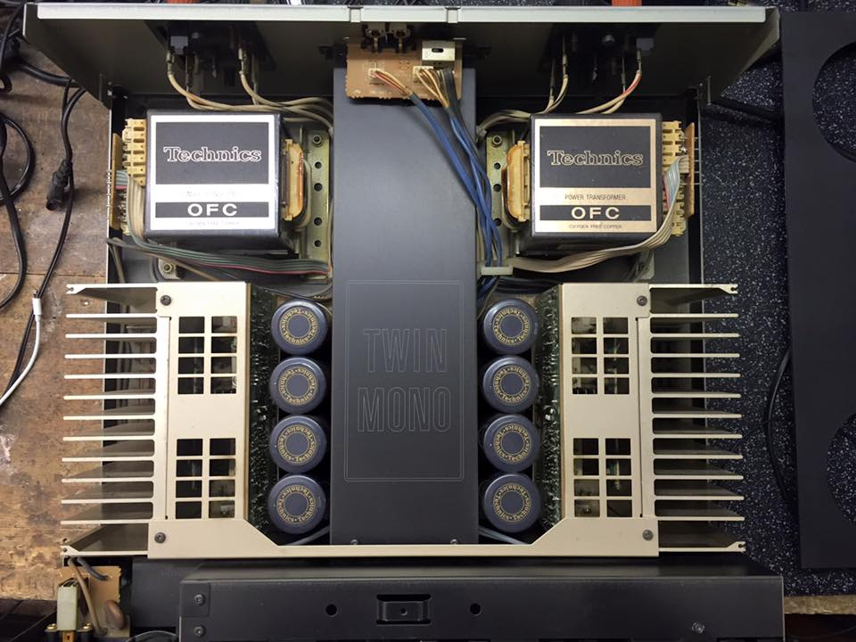 Technics SU-A80 Revision