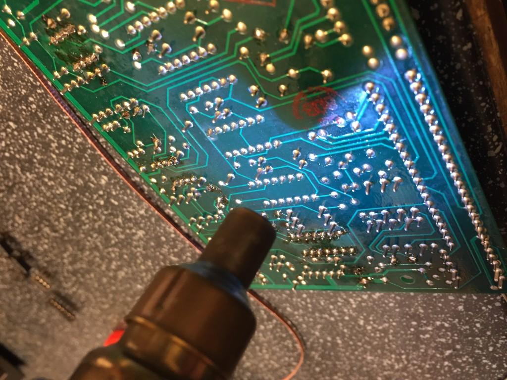 ReVox B790 ICs tauschen