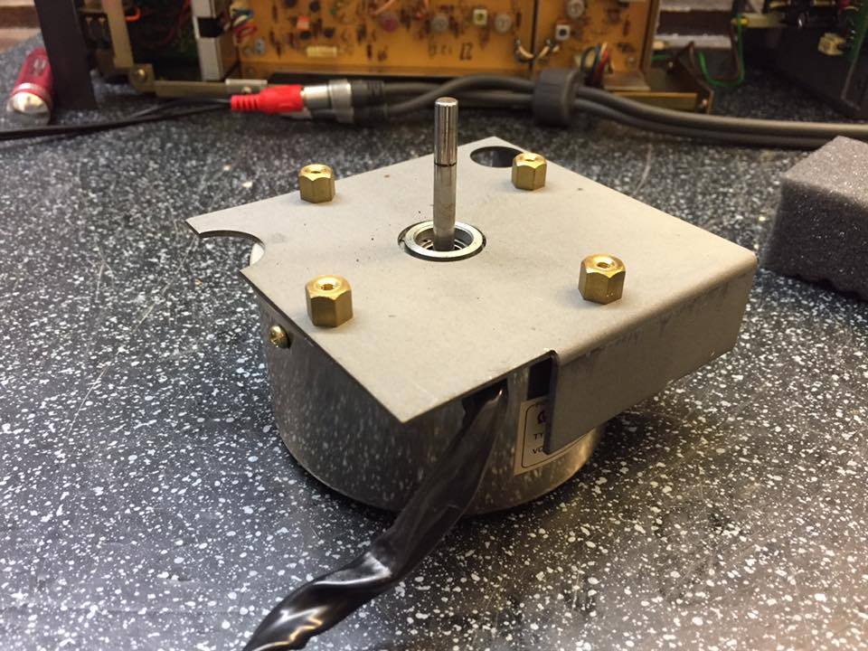 Roland re-201 space echo reparatur9