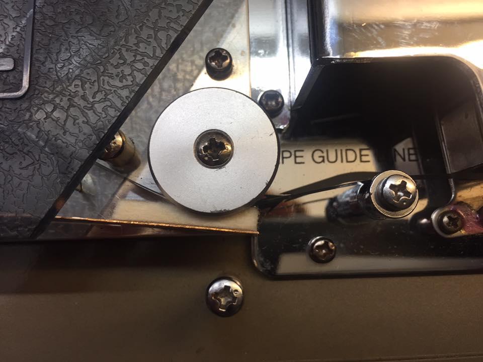 Roland RE-501 Space Echo Reparatur 3