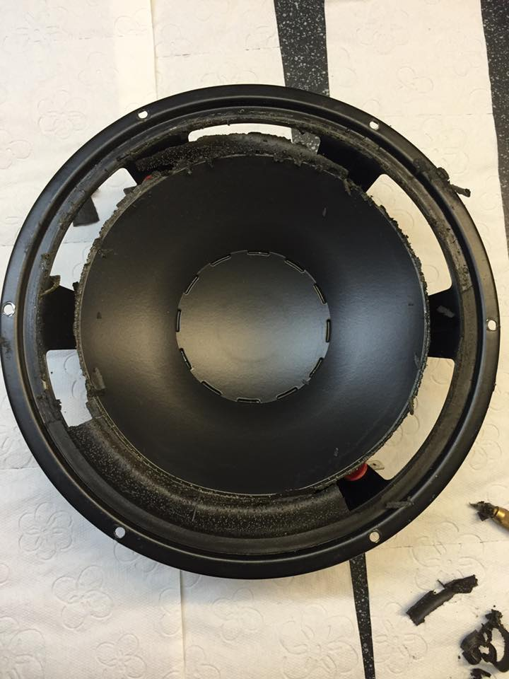 dynaudio sicken reparatur