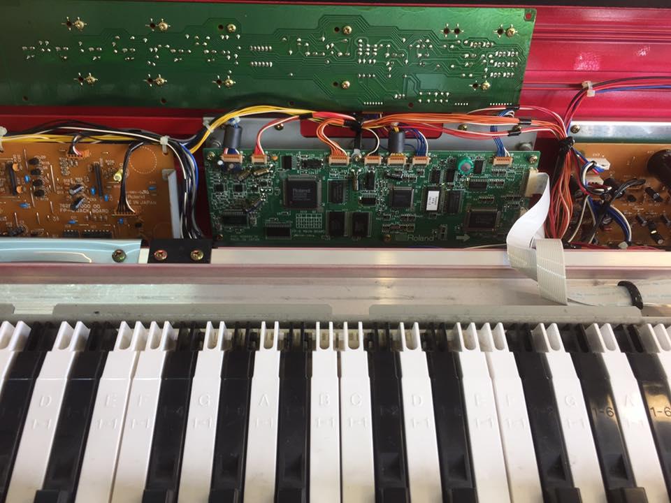 Roland FP-60 Keyboard