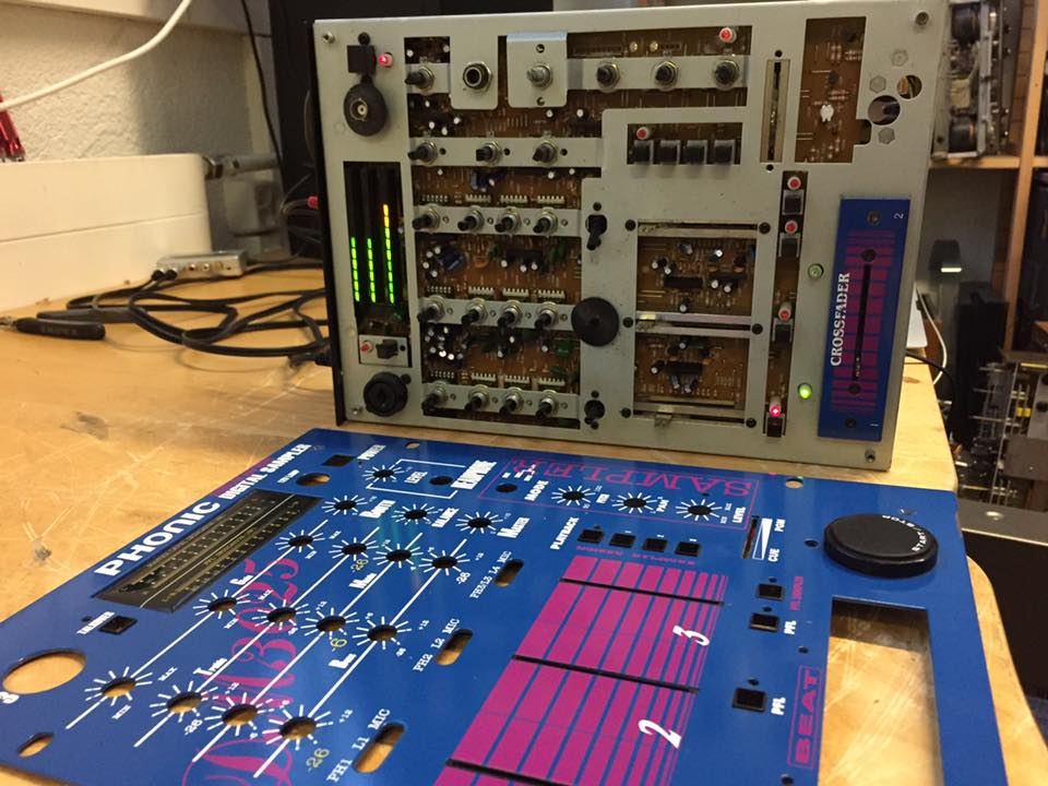Phonic Digital Sampler