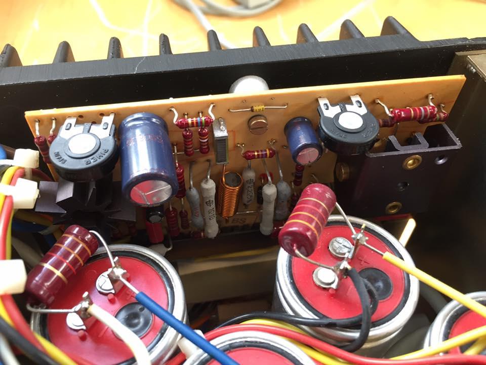 ReVox A78 Revision Reparatur
