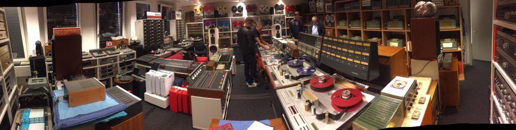 ReVox Studer Museum Zurich 1