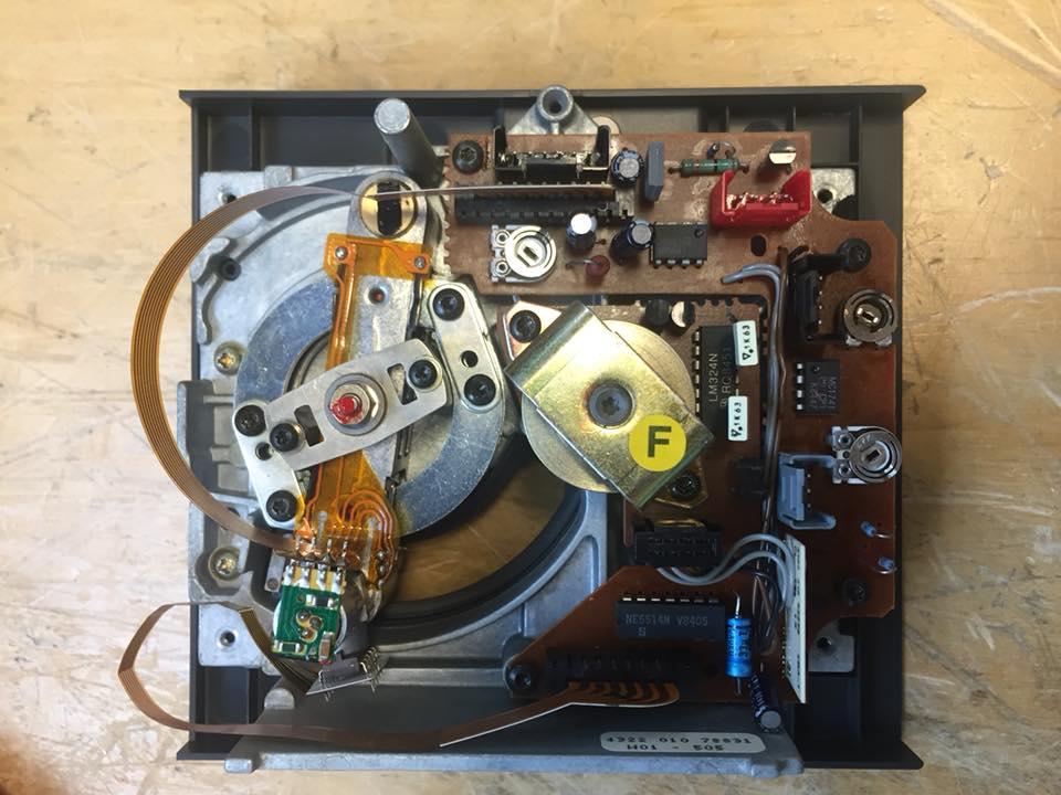 ReVox B225 reparatur