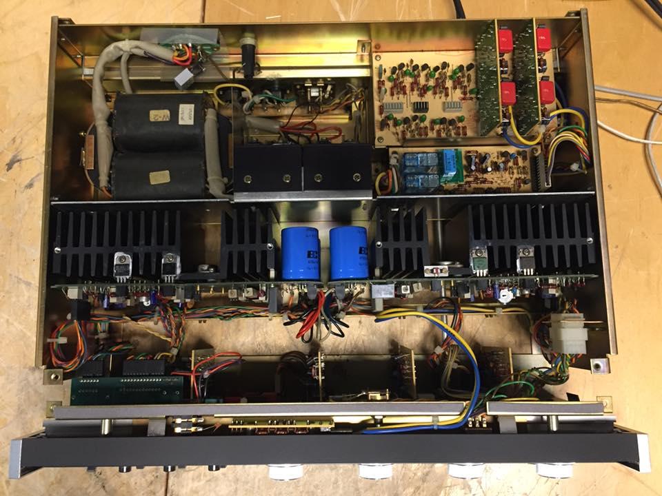 ReVox B750 reparatur revision
