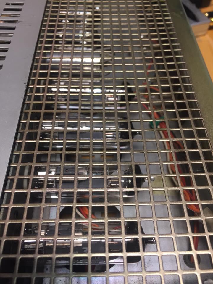 ReVox Modell 40 Willi Studer reparatur revision 2