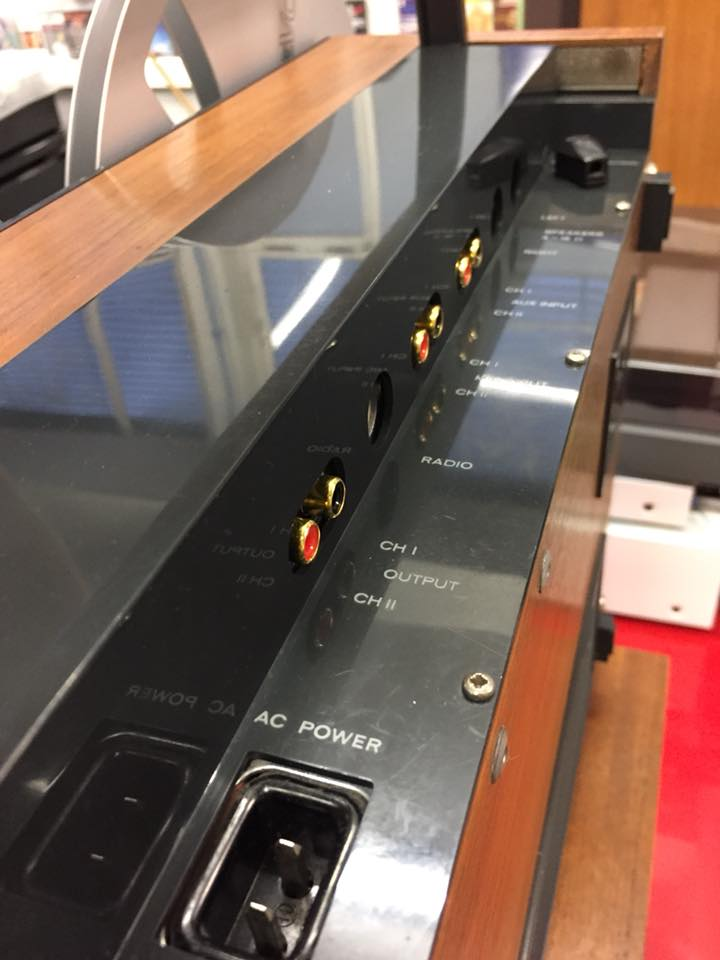 ReVox A78 A77 A76 komplette revision reparatur einmessen