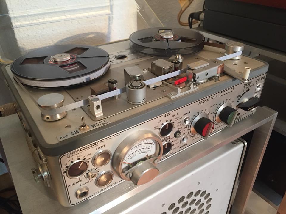 ReVox Studer A67 reparatur Nagra Home Studio