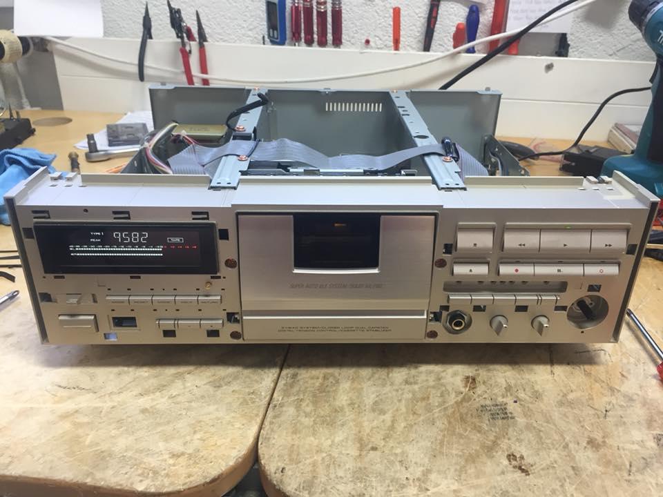 Riemen Pioneer CT-S710