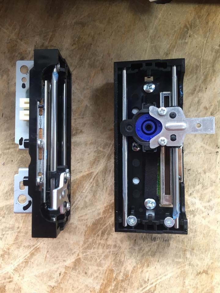 Pioneer DJM-SM9 reparatur