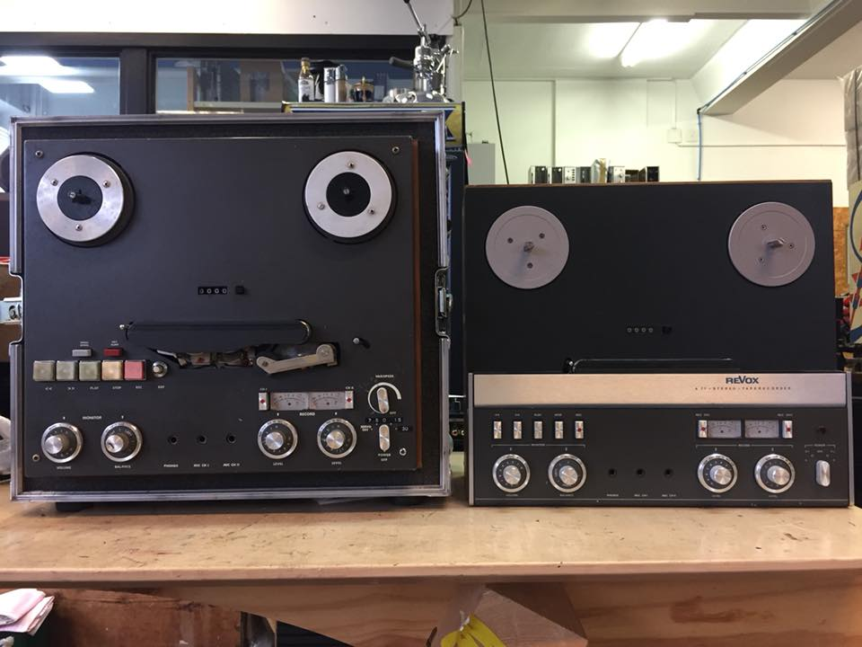 ReVox A77 ITAM Varispeed Highspeed Queens