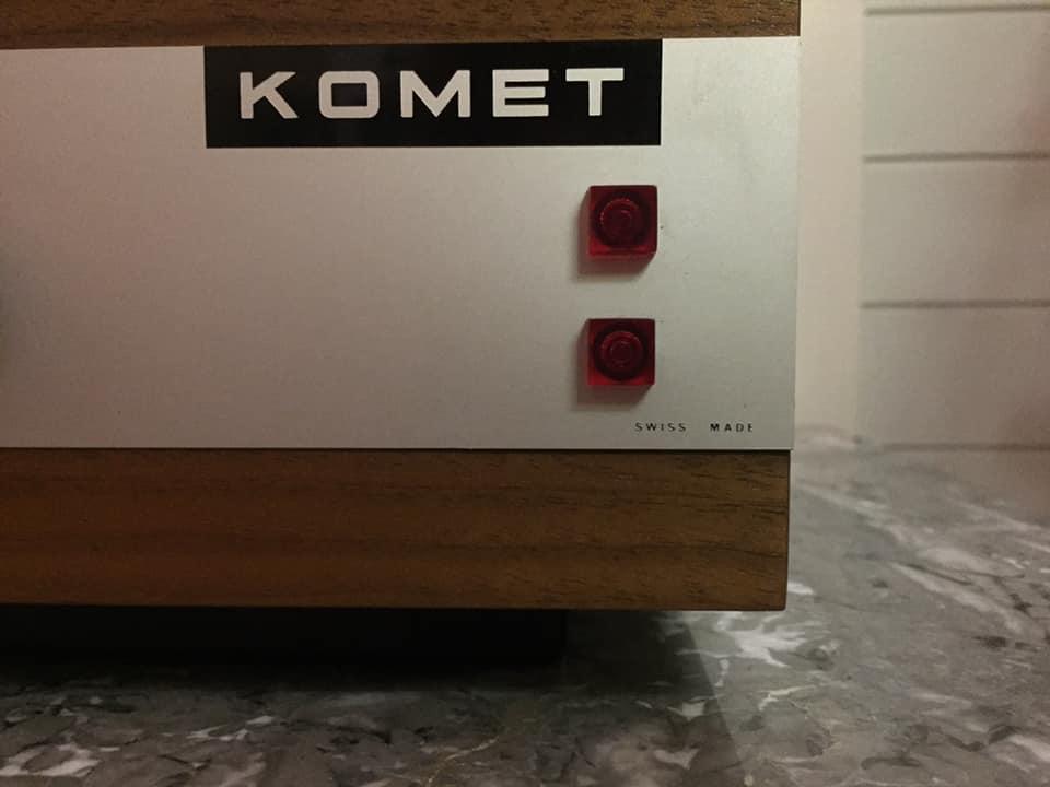 KOMET K60B Verstärker