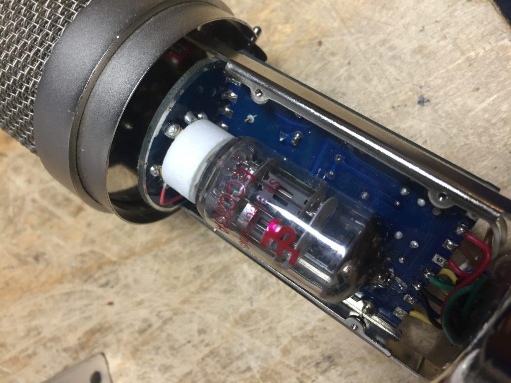 SE Z5600 Röhrenmikrofon reparatur