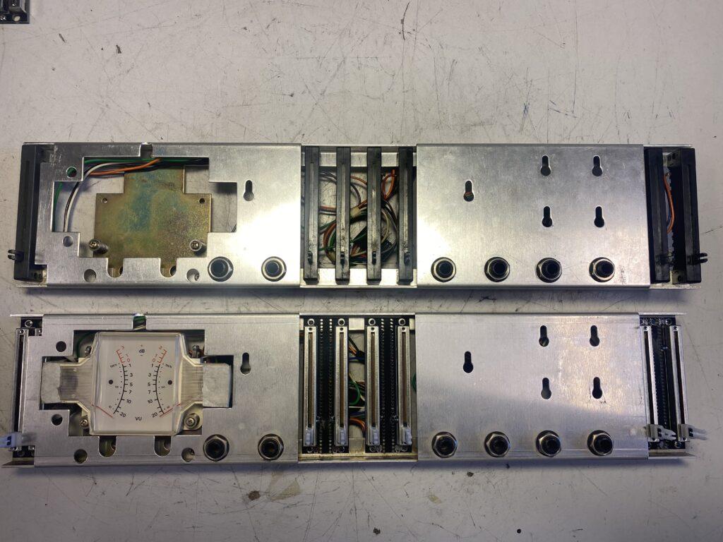 ReVox A700 Fader ersetzen